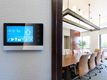 Building-Intelligence-Autonome Gebäudesteuerung-Gebäudetechnik-ohne-Nachlaufzeit-Steinel